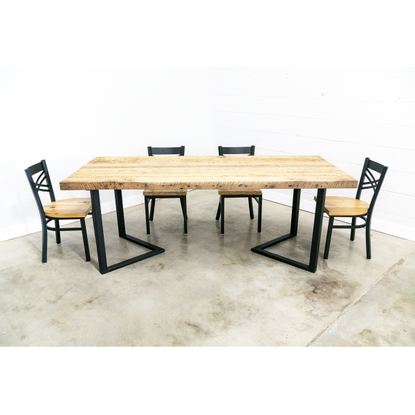 Six Corners Reclaimed Wood Table