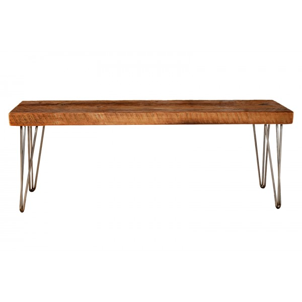 3-Rod Hairpin Bench