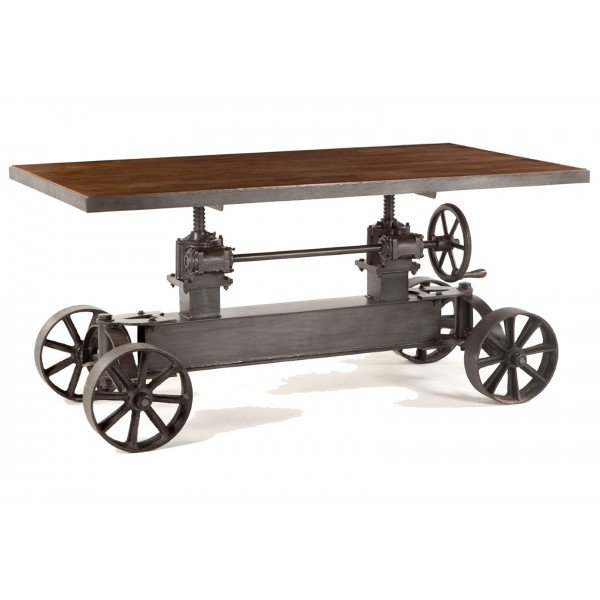 Industrial Adjusting Table 60 inch