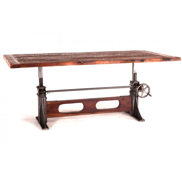 Manchester 84 Inch Adjustable Table