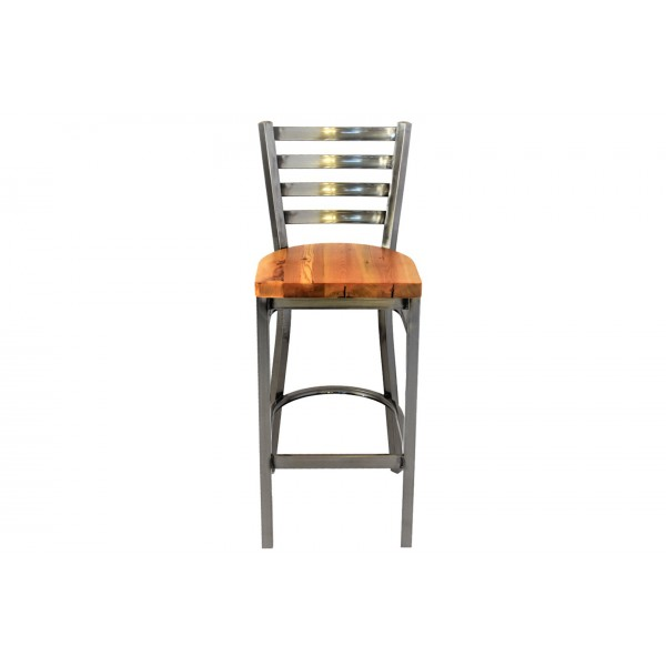 30 Inch Ladder Back Bar Stool
