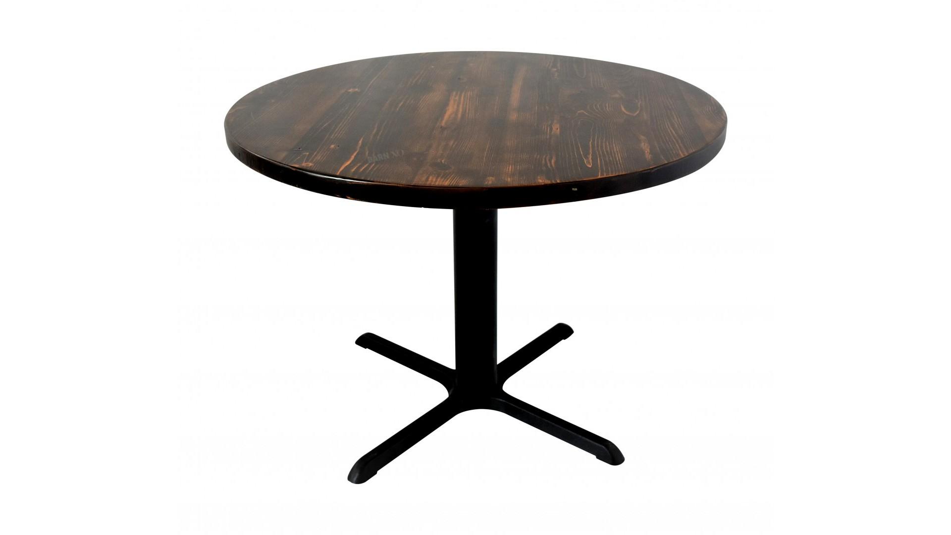 Urban Pedestal Round Table