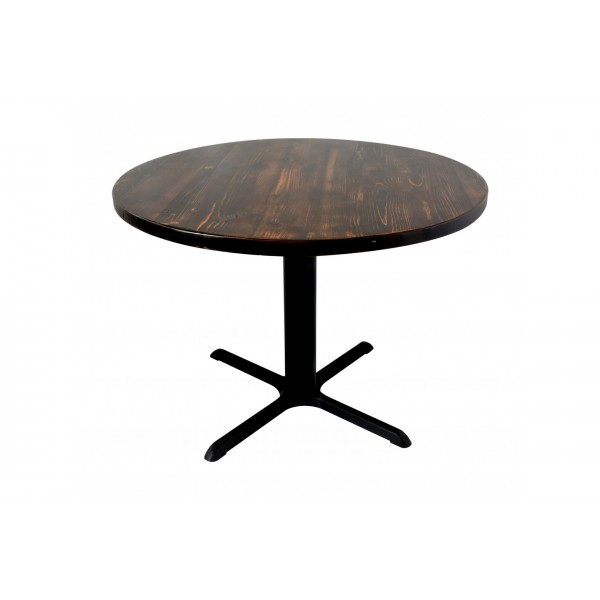 Urban Pedestal Round Table