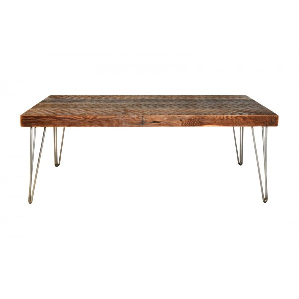 Urban Loft Reclaimed Wood Coffee Table 3