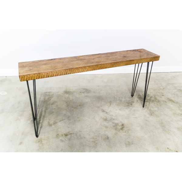 3-Rod Hairpin Console Table